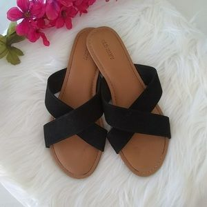 Cute old navy sandals